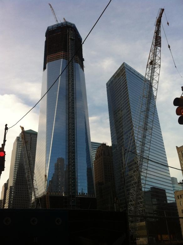 O novo World Trade Center