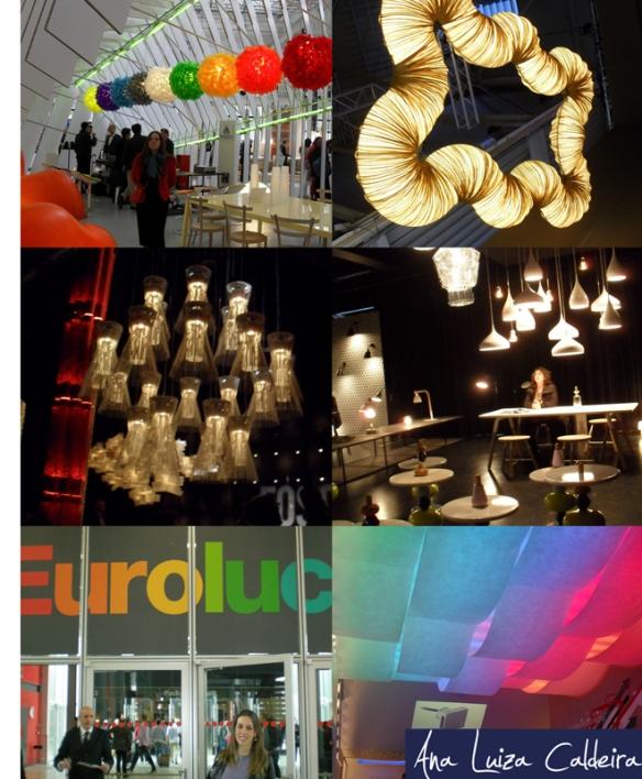 Euroluce: o que existe de mais moderno em iluminação.