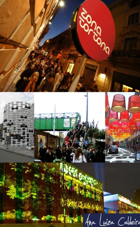Fuori Saloni: Design por toda cidade.